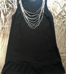 Atmosphere crna kratka haljina - NOVO!