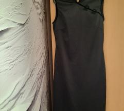 Crna haljina C&A vel. L