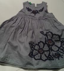 CICHLID haljina za bebe devojcice 12-18 mes
