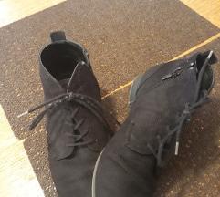Cipele od velura 39