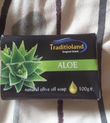 Aloe Natural Olive Oil Soap, novo