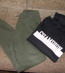 pantalone/farke zara