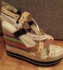 Sandale na platformu!