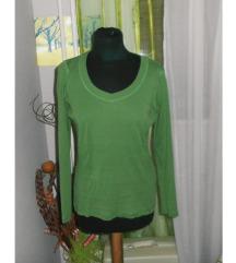 Orsay zelena bluza, M-L; SNIŽENJE - 50%!