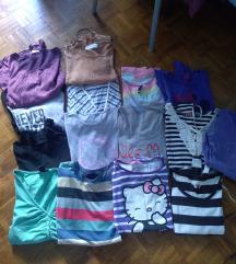 Paket od 15 bluzica