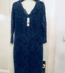 Cipka ,haljina ,novo       M