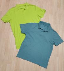 Dve polo majice C&A vel M