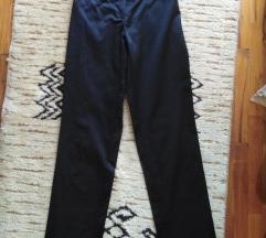 Contour skinny saten pantalone