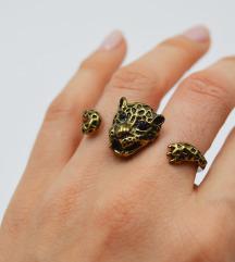 ✨Accessorize* prsten tigar * NOVO✨