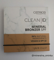 Catrice Clean ID mineralni bronzer