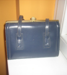 Mala kožna vintage torba