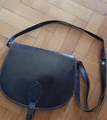 Kozna torba crna *rasprodaja