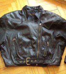 Kozna jakna-rokerica