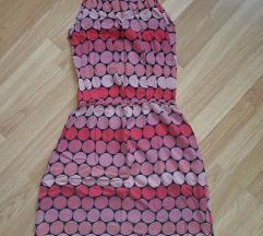 NOVO pink haljina