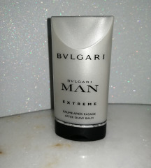 Bvlgari man extreme after shave balm 75 ml
