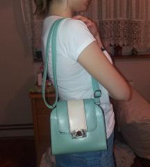 Mala plavo-tirkizna torbica