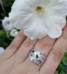 Prsten 925 20 mm