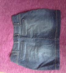Teksas mini suknja Calliope SNIZENO