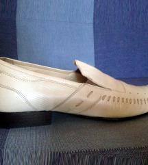 GINO ROSSI muške kožne italijanske cipele 41/42