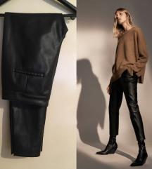 RESERVED nove kozne pantalone