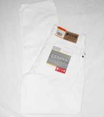 Mustang Oregon beli jeans visokog struka