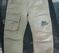 Benetton pantalone 3-4