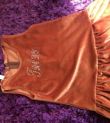 Haljinica/ tunika za devojcice