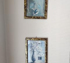 2 zidne slike