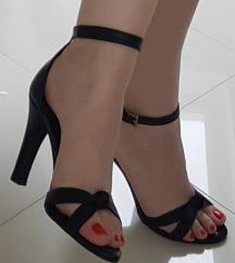 Mango prirodna koza sandale