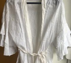 Zara bluza na preklop