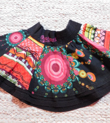 DESIGUAL mini sarena suknjica ORIGINAL
