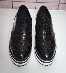 Crne oxfordice cipele -NOVO