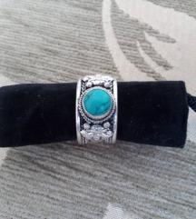 Srebrni prsten unikat 925