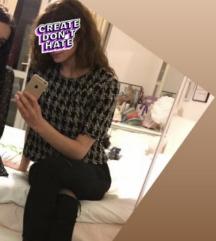 Zara tvid majica-top