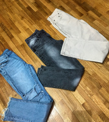 Tri para pantalone duboke 999