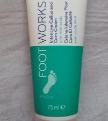 Footworks krema za zadebljalu kožu stopala