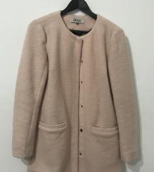 Vero moda bebi roze kaput