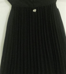 Nova haljina crna m prelepa
