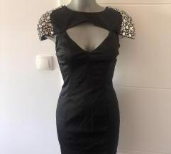 Kikiriki haljina od satena NOVA