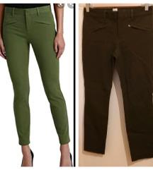 GAP military skinny ankle nove pantalone