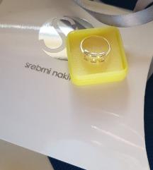 Srebrni prsten NOV