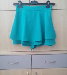 Zara suknja-sorts XS popust 900 din