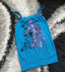 RASPRODAJA! Plava majica, kao nova 2