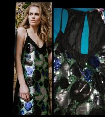 P. S.nova haljina sa šljokicama