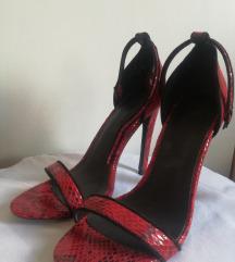 ASOS nove crvene sandale