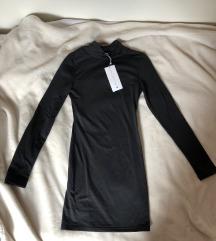 *** potpuno nova mini uska crna haljina XXS ***
