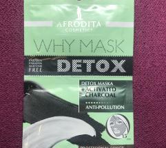 Nova Afrodita why mask detox😻😻