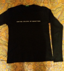 BENETTON crna majica