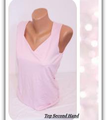 7.2. Elegantna roza majica L