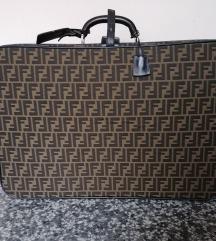 Original Fendi putna torba/kofer, snizen sa 89000